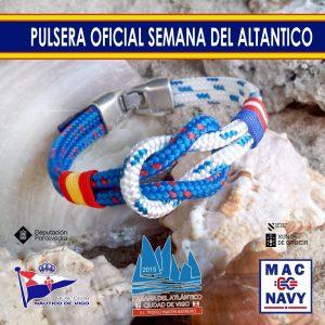 Pulsera Oficial Semana del Atlantico